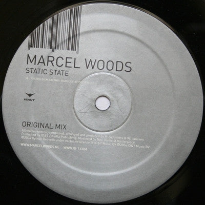 MARCEL WOODS - Static State
