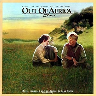JOHN BARRY - Out Of Africa (Music From The Motion Picture Soundtrack)