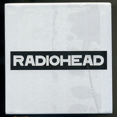 RADIOHEAD - Album Box Set