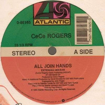 CE CE ROGERS - 3All Join Hands