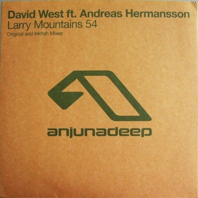 DAVID WEST FT. ANDREAS HERMANSSON - Larry Moutains 54