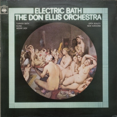 DON ELLIS AND HIS ORCHESTRA - Electric Bath
