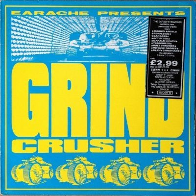 VARIOUS - Grind Crusher - The Earache Sampler