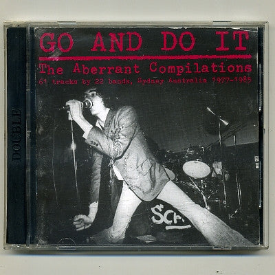 VARIOUS - Go And Do It: The Aberrant Compilations