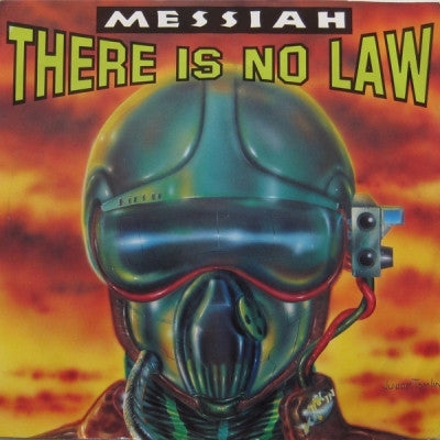 MESSIAH - There Is No Law / Is Anyone Still Alive