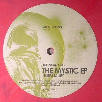NORM TALLEY - The Mystic EP