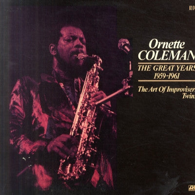 ORNETTE COLEMAN - The Great Years 1959-1961