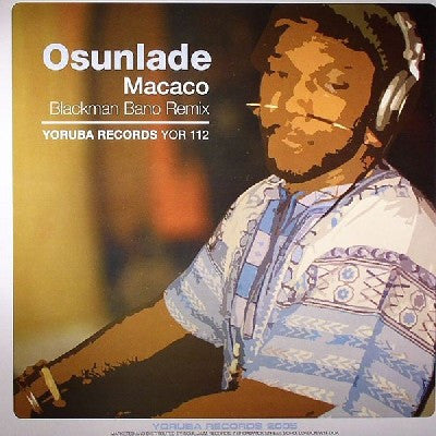 ATELEWO / OSUNLADE - New Day / Macaco