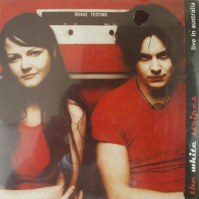 THE WHITE STRIPES - Live In Australia