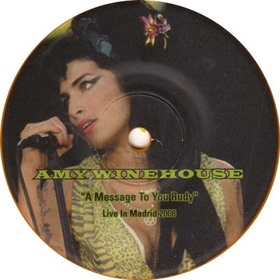 AMY WINEHOUSE / JOOLS HOLLAND AND HIS RHYTHM & BLUES ORCHESTRA - A Message To You Rudy / Monkey Man