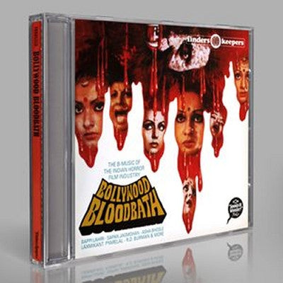 VARIOUS - Bollywood Bloodbath (The B-Music Of The Indian Horror Film Industry).