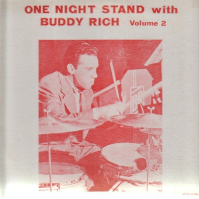 BUDDY RICH - One Night Stand Volume II