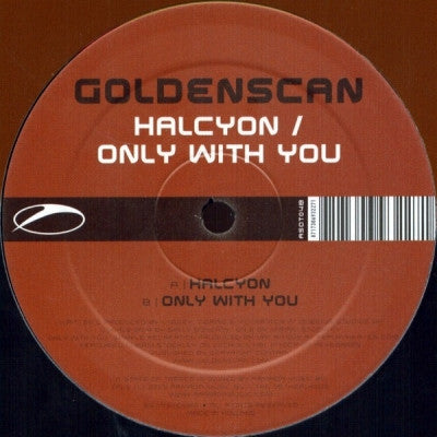 GOLDENSCAN - Halcyon / Only With You