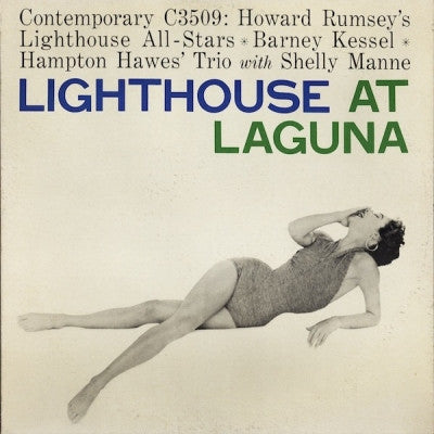 HOWARD RUMSEY'S LIGHTHOUSE ALL-STARS, BARNEY KESSEL, HAMPTON HAWES' TRIO WITH SHELLY MANNE - Lighthouse At Laguna