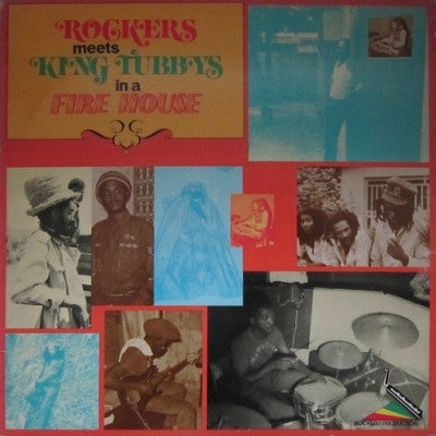AUGUSTUS PABLO - Rockers Meets King Tubbys In A Fire House