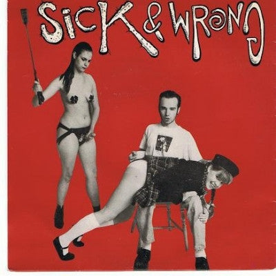 SICK & WRONG - Wesson Oil