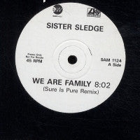 SISTER SLEDGE - We Are Family (93 mixes)