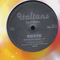 TIEDYE - Nothing Else Matters