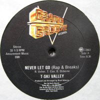 T-SKI VALLEY / GRAND GROOVE BUNCH - Never Let Go