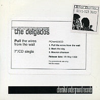DELGADOS - Pull The Wires From The Wall