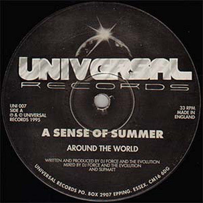 A SENSE OF SUMMER - Around The World / On Top (Remixes)