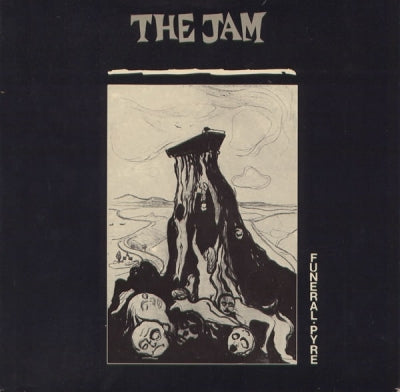 THE JAM - Funeral Pyre