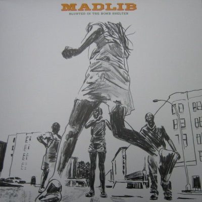 VARIOUS - Madlib - Blunted In The Bomb Shelter Mix