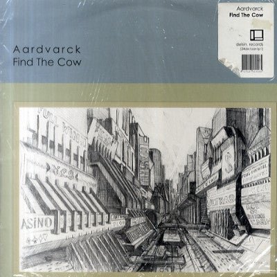 AARDVARCK - Find The Cow