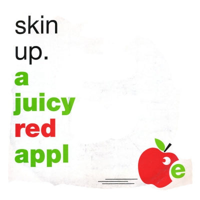 SKIN UP - A Juicy Red Apple
