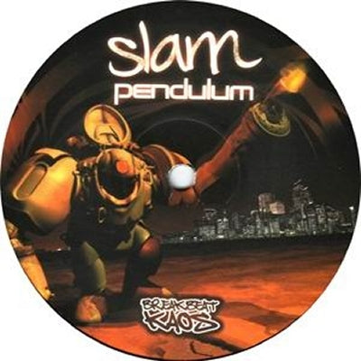 PENDULUM - Slam / Out Here