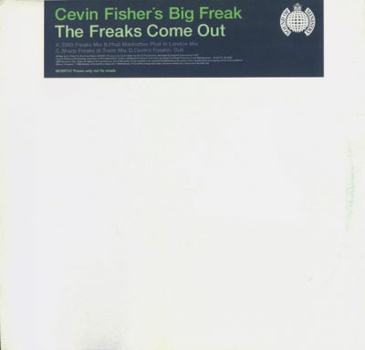 CEVIN FISHER - The Freaks Come Out Pt 1