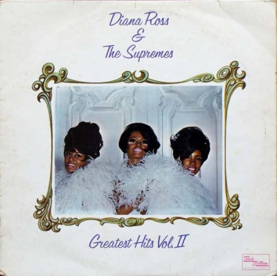 DIANA ROSS & THE SUPREMES - Greatest Hits Vol.II