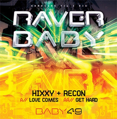 HIXXY + RECON - Love Comes / Get Hard