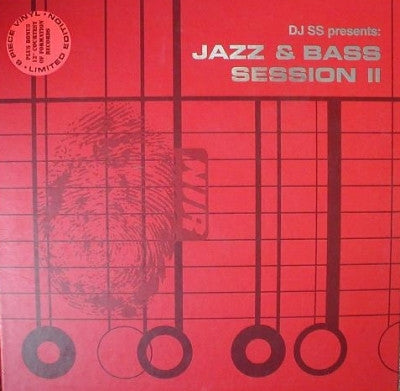DJ SS PRESENTS - Jazz & Bass Session II