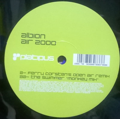 ALBION - Air 2000 (Ferry Corsten Remix)