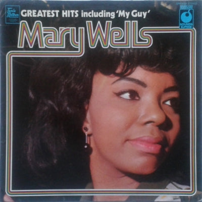 MARY WELLS - Greatest Hits Including 'My Guy'
