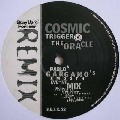 COSMIC TRIGGER - Oracle (Remixes)