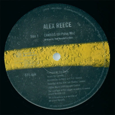 ALEX REECE - Candles (DJ Pulse Mix)