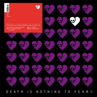VARIOUS (ALEX DELANO & FRANCISCO ALLENDES / EL COLECCIONISTA DE PEIDRAS KILL / TNT / DASO) - Death Is Nothing To Fear 4