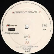 VARIOUS (DOCTOR ROCKIT / DJ ARMAND / ISOLEE) - Trip Do Brasil
