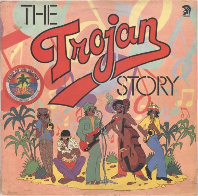 VARIOUS - The Trojan Story