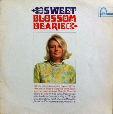 BLOSSOM DEARIE - Sweet Blossom Dearie