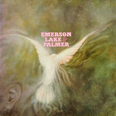 EMERSON LAKE AND PALMER - Emerson Lake & Palmer