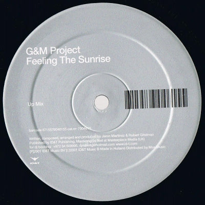 G&M PROJECT - Feeling The Sunrise