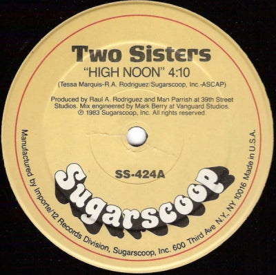 TWO SISTERS - High Noon
