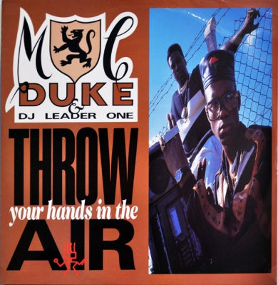 MC DUKE & DJ LEADER 1 - Throw Your Hands In The Air