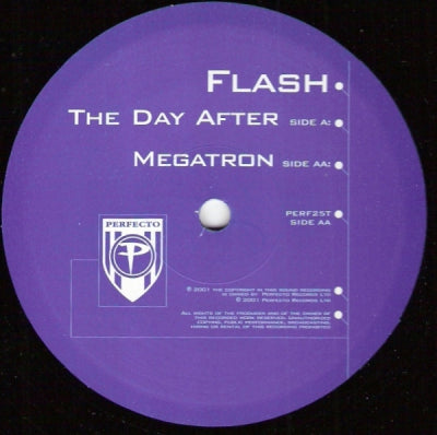 FLASH - The Day After / Megatron