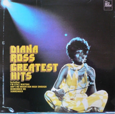 DIANA ROSS - Diana Ross Greatest Hits