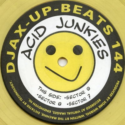 ACID JUNKIES - Part 1