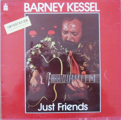 BARNEY KESSEL - Just Friends (Barney Kessel Live).